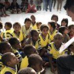 Stafsus Milenial Jokowi Galang Dana untuk Suku Pedalaman di Papua