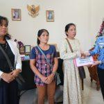 Pemkab Landak Kembali Salurkan Bantuan Bagi Korban Bencana