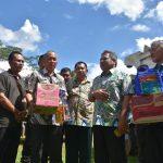 Bupati Kubu Raya Salurkan Bantuan untuk Korban Banjir