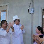 Warga Desa Keling Pangau 100% digilir Gunakan Kompor Induksi