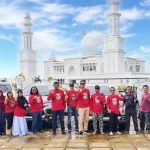 Touring Perdana Komunitas Pajero Indonesia One Ketapang ke KKU