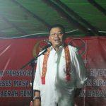Anggota DPR RI Dapil Kalbar Reses di Landak