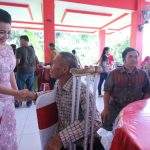 Silaturahmi dan Suka Cita Perayaan Natal di Landak