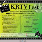 Muda Ajak Milineal Ikutan KRTV Festival