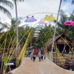 Ayo Kunjungi Kawasan Equator Park di Kubu Raya