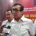 Janji Sowan ke Tokoh Tanjung Priok Usai Minta Maaf, Yasonna: Cari Waktu Pas