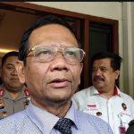Dugaan Korupsi Asabri, Mahfud MD Panggil Erick Thohir dan Sri Mulyani