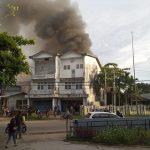 Kebakaran di Jalan MT Haryono Ketapang Renggut Nyawa Bocah 7 Tahun