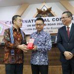 Akademisi dari China Hadiri Konferensi Internasional di UNTAN
