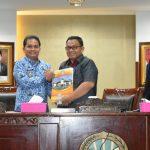 Bahasan Pastikan Akomodir Aspirasi DPRD Kota Pontianak Terkait 5 Raperda Eksekutif