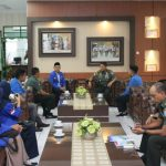 Pangdam XII/Tpr Sambut Baik Agenda Kebangsaan PKC PMII Kalbar