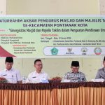 Silaturahmi Akbar Pengurus Masjid dan Majelis Taklim se-Pontianak Kota
