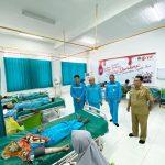 Ratusan Karyawan PT WHW Donorkan Darah