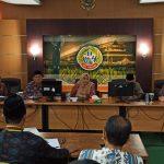 Panitia Mantapkan Gelaran MTQ ke XXVIII Tingkat Kota Pontianak