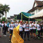 Wakasad TNI AD Apresiasi Event Tour De Singkawang 2020