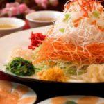 7 Tahapan Menikmati Yu Sheng, Salad Ikan Makanan Khas Tahun Baru Imlek