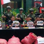 Petugas Gagalkan Penyeludupan 5.4 Ton Bawang Merah di Perbatasan