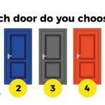 Tes Kepribadian: Pintu yang Kamu Pilih Dapat Ungkap Masa Depanmu