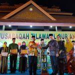 Juara MTQ Kota Pontianak disiapkan ke MTQ Tingkat Provinsi di Sekadau