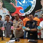 Polisi Sebut Sabu Cair Asal Malaysia Dikendalikan Napi di Lapas Cipinang