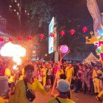 Puncak Perayaan Imlek dan CGM di Bumi Khatulistiwa