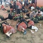 Gegara Kebijakan Arab Saudi, 2.733 Jemaah Umrah Terlantar di Bandara Soetta