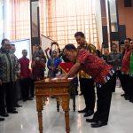 Kekinian, 118 Desa di Kubu Raya Terapkan Transaksi Non Tunai
