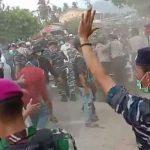 Pasca Ricuh Warga Tolak WNI dari Wuhan, Ratusan Brimob Ditugaskan di Natuna