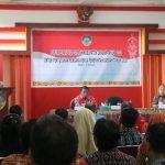 Monev Penyusunan RKPD Kabupaten Landak Tahun 2021