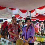 Durian Lokal Asal Landak Juara Harapan I Kontes Durian