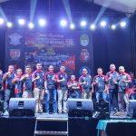 Komunitas Otomotif Pajero Indonesia One Chapter Hadir di Ketapang