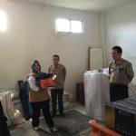 BPBD Kalbar Salurkan Bantuan Logistik untuk Korban Banjir di Landak