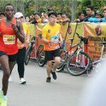 Atlit Kenya Dominasi Juara Pontianak City Run 2020
