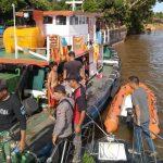 ABK 19 Tahun Tenggelam di Perairan Sungai Kapuas