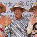 Hasto Wardoyo Kenalkan 3 Program BKKBN RI di Wilayah Perbatasan