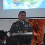 TNI Canangkan Desa Mandiri Menuju Langit Biru di Bumi Khatulistiwa