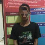 Sempat Buron, Pelaku Penusukan Terhadap Ayah Kandung di Mempawah ditangkap Polisi