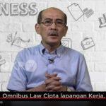 Pertumbuhan Ekonomi Berpotensi Turun, Faisal Basri: Bekukan Omnibus Law
