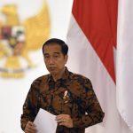 Rapat soal Corona, Jokowi: Ekspor Masker dan Alat Kesehatan Disetop Dulu