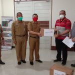 Wahana Visi Indonesia Bantu 1.040 Masker N95