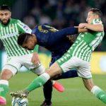 Madrid Kalah 2-1 di Markas Betis, Gagal Gusur Barcelona di Puncak La Liga