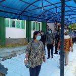 Covid-19 KLB, DPRD Bengkayang Sidak Kesiapsiagaan Wilayah Perbatasan Jagoi Babang