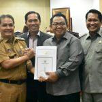 Pemkot Pontianak Kembali Usulkan 4 Raperda ke DPRD