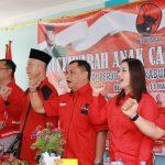 PDIP Gelar Musancab dan Pelantikan Pengurus PAC
