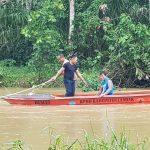 Sejumlah Jembatan Penghubung Terdampak Banjir di Ngabang