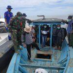 TNI Patroli, Cegahan Pandemi Covid-19 di Bengkayang