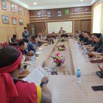 Ini Tuntutan Aksi Massa di DPRD dan PN Bengkayang Terkait Aktifitas Peladang
