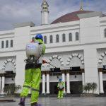 Prosedur Pelaksanaan Shalat di Masjid Raya Mujahidin Terdampak Pandemi COVID-19