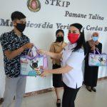Karolin Apresiasi Pemberian Program Indonesia Peduli dan Bersatu
