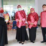 100 Paket Sembako Untuk Pengrajin UMKM Terdampak Covid-19